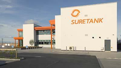 New Offices Suretank Dunleer
