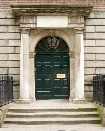 Irish Georgian Society HQ, Sth Willim Street. Dublin 2